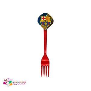 چنگال تم تولد بارسلونا