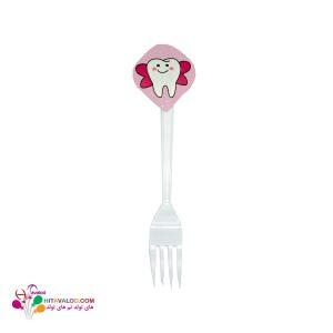 چنگال تم تولد دندونی دختر