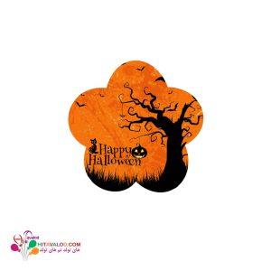 استیکر تم تولد هالووین