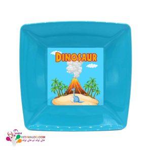 پیش دستی تم تولد دایناسور