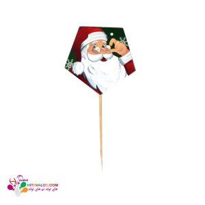 تاپر کوتاه تم تولد کریسمس