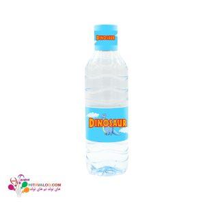 لیبل آب معدنی تم تولد دایناسور