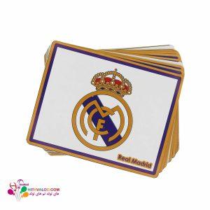 کارت دعوت تم تولد رئال مادرید