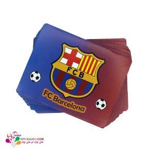 کارت دعوت تم تولد بارسلونا