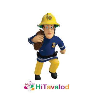 استند سام آتش نشان
