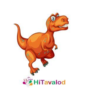 استند تم تولد دایناسور