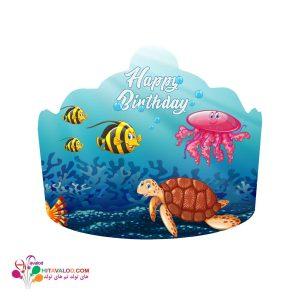 تاج تم تولد اقیانوس