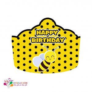 تاج تم تولد زنبور