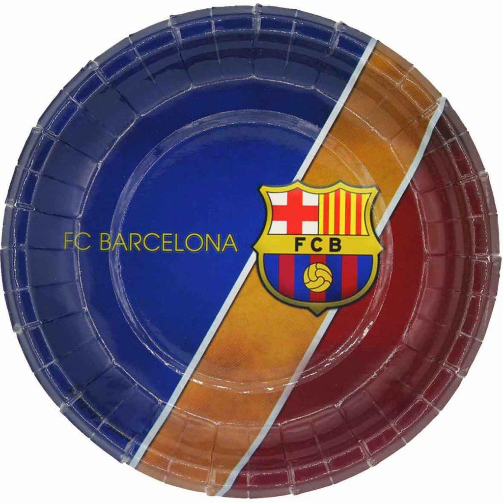 تم تولد با طرح بارسلونا