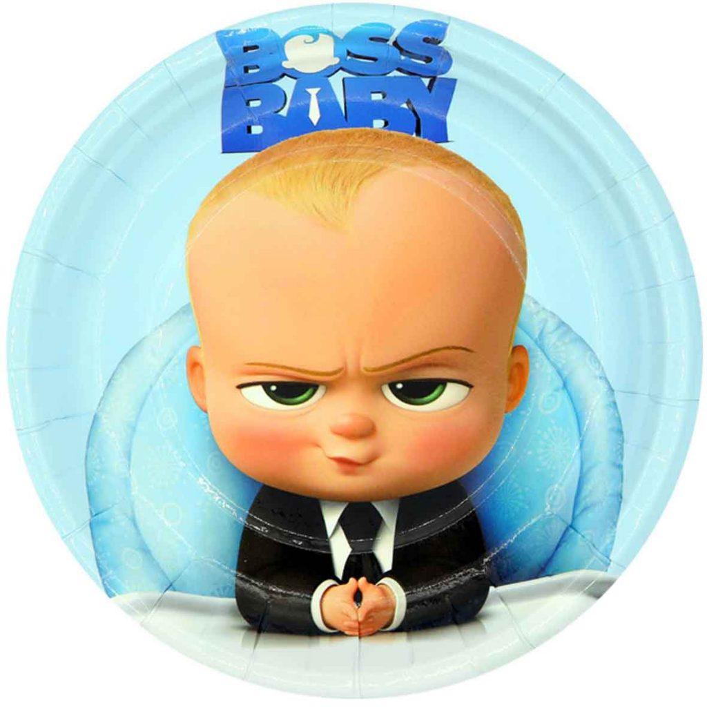 تم تولد با طرح بچه رئیس