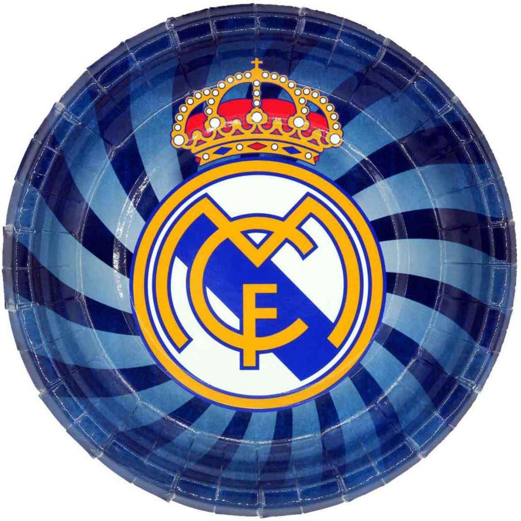 تم تولد با طرح رئال مادرید