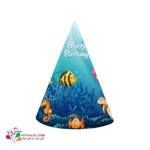 کلاه تم تولد اقیانوس