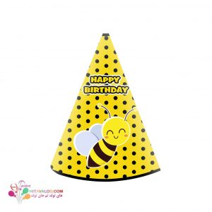 کلاه تم تولد زنبور