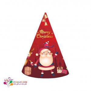 کلاه تم تولد کریسمس