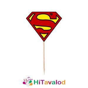 تاپر کوتاه تم تولد سوپرمن