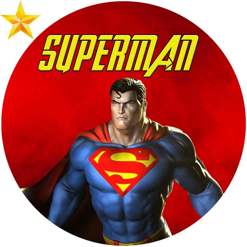 تم تولد سوپرمن