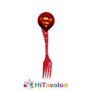 چنگال تم تولد سوپرمن