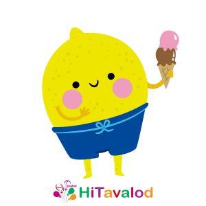 استند تم تولد بستنی