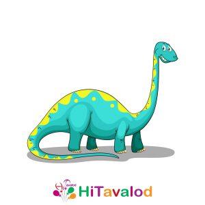 استند تم دایناسور