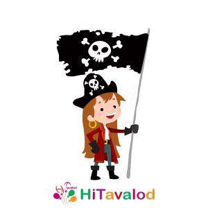 استند تم تولد دزدان دریایی