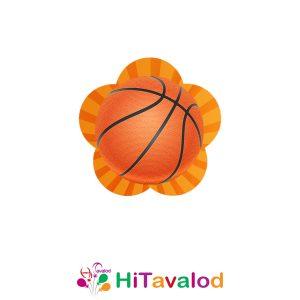 استیکر تم بسکتبال
