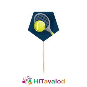 تاپر کوتاه تم تنیس