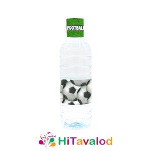لیبل آب معدنی تم فوتبال