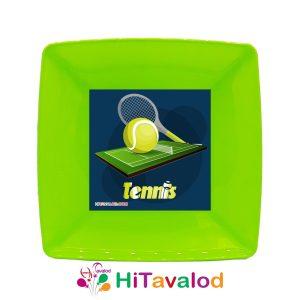 پیش دستی تم تنیس