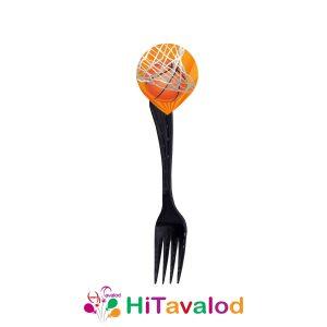 چنگال تم بسکتبال