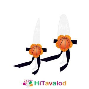 کارد و کاردک کیک بری تم بسکتبال