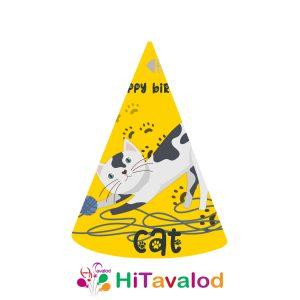 کلاه تم گربه