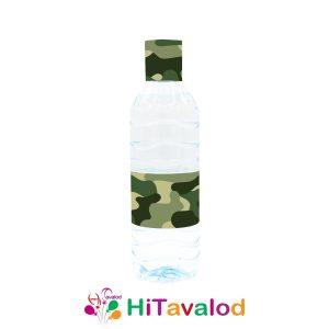لیبل آب معدنی تم چریکی